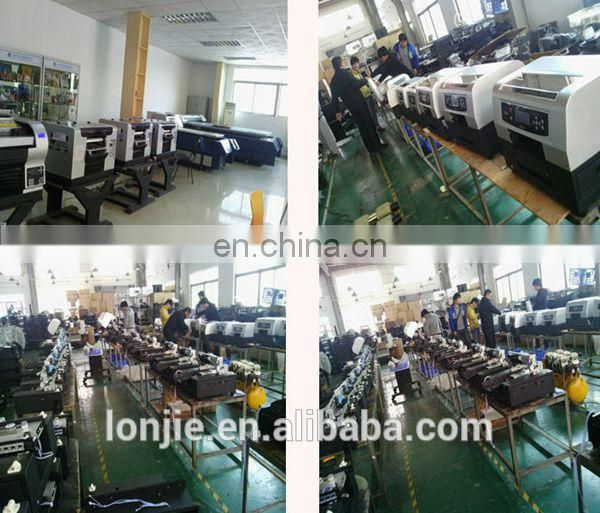 Digital Printing Machine Price DTG Flatbed Fish Decorations Printer Machine on Sale