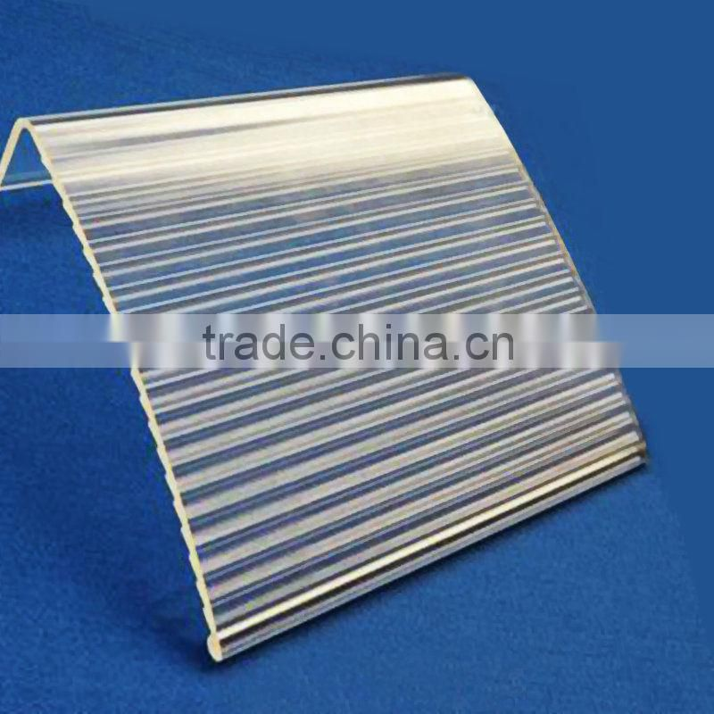 transparent pvc water tank parts