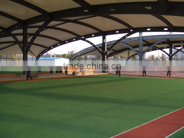 10mm PP monofilament yarn Artificial turf for volleyball yard