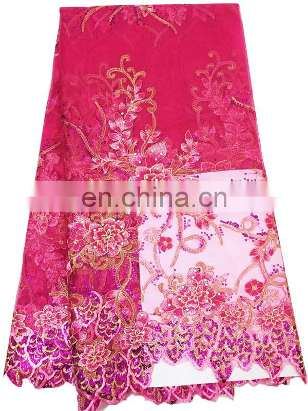 New design high quality african dry lace/african bridal lace