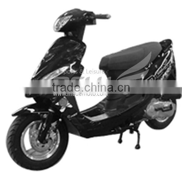 Cheap Petrol Motor Scooter Equipped with 4 Stoke 80cc Engine