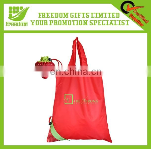 Personalized Logo Promotional Nylon Collapsible Bag