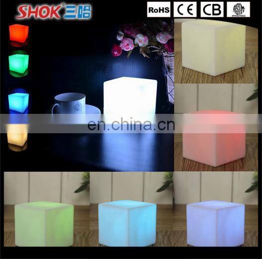 Romantic mini single led night lights battery powered