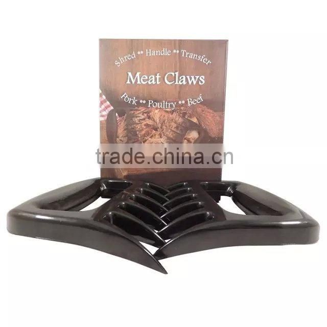Durable Home Kitchen Meat Shredder Bear Paw Pulled Pork Claws Meat Handlers for Pig&Beef&Chicken &Turky