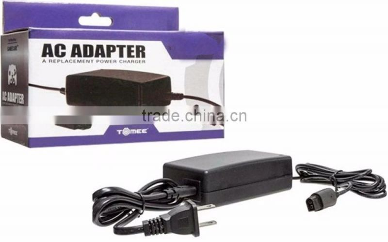 BRAND NEW IN BOX REPLACEMENT AC ADAPTER POWER CABLE CORD FOR NINTENDO GAMECUBE FOR NGC POWER CABLE ac ADAPTER
