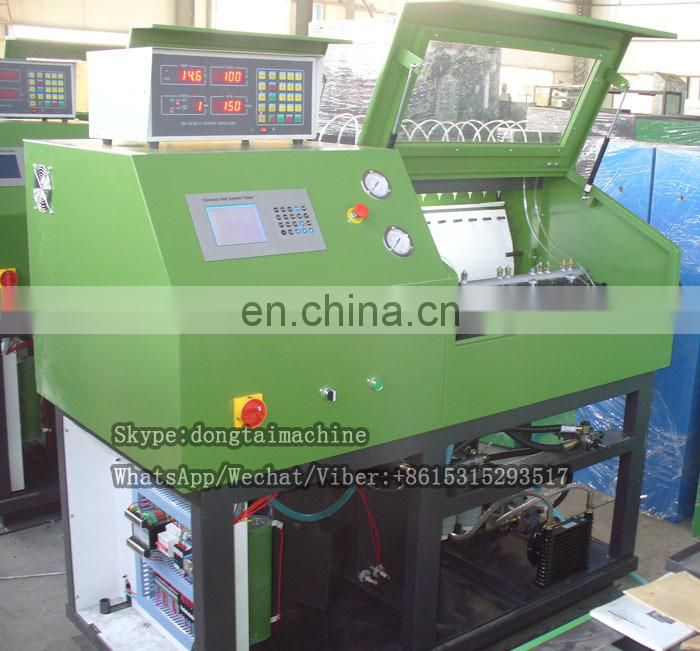 High-pressure common rail pump test bench for Bosch,Denso,Delphi common rail