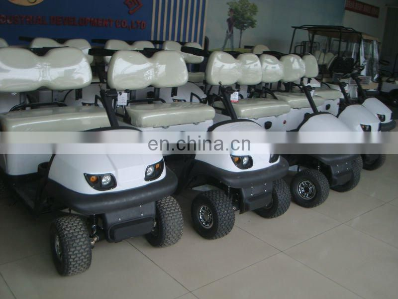 Top designer club GolfCart, Single Seater GolfCar with Curtis System and 36V DC Motor!
