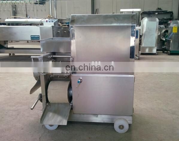 Fish bone removing Machine Fish Meat Bone Separator Fish Grinding Machine