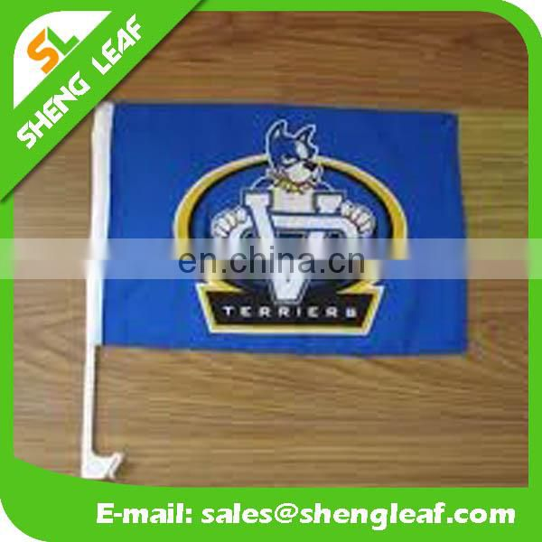 Custom 2017 Personality Sole Car Flags 100% polyester