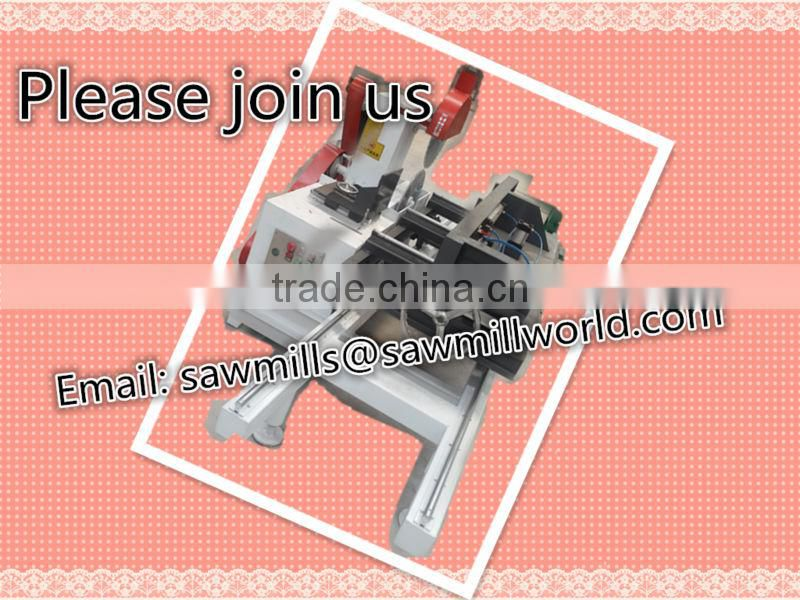 2014 hot sale !!! Double Circular Blades Plank Making Sawmill Machine