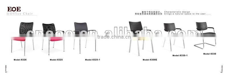 Modern simple foldable cafe chair 6326