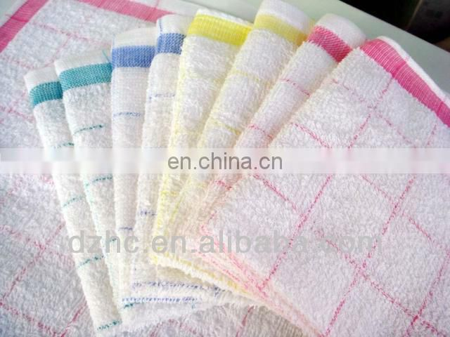 super absorbent 100% cotton home cleaning rags