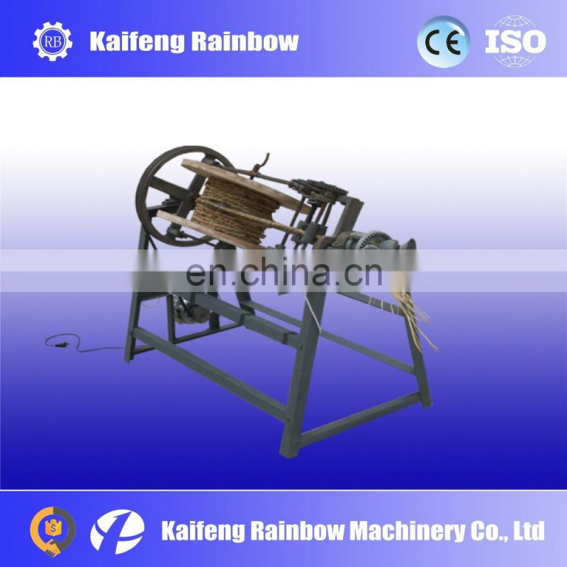 Hot Sale Good Quality straw rope braid machine
