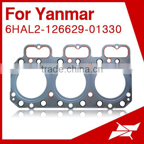 6HAL2 cylinder head gasket for Yanmar marine diesel engine