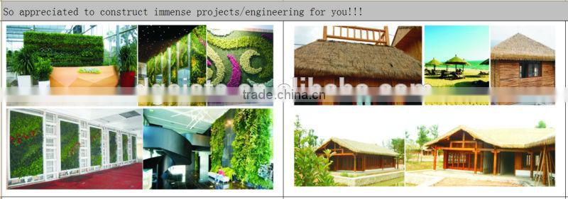 artificial grass wall, indoor or out door leaf wall for home decorations