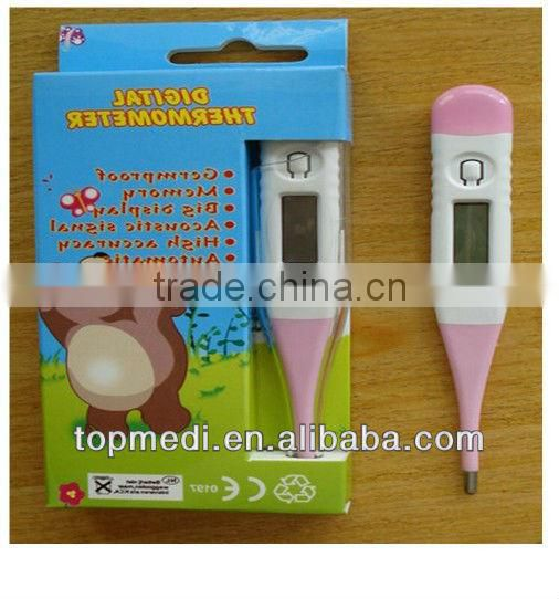 Digital Thermometer with waterproof (celsius)