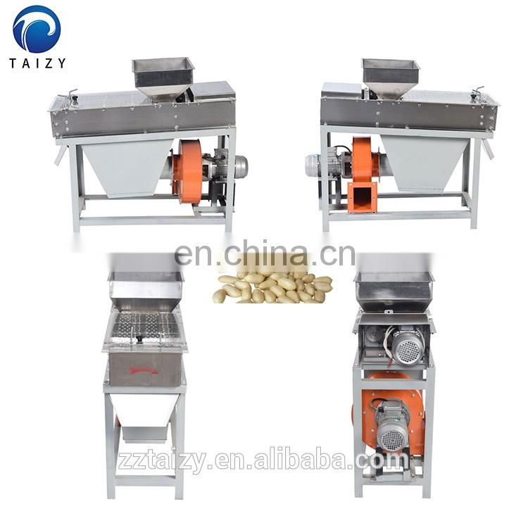 groundnut peeling machine in nigeria dry peanut peeling machine for roasted peanut