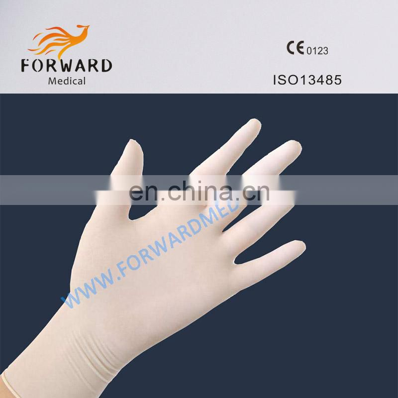 china disposable Medical china latex Latex Surgical Gloves
