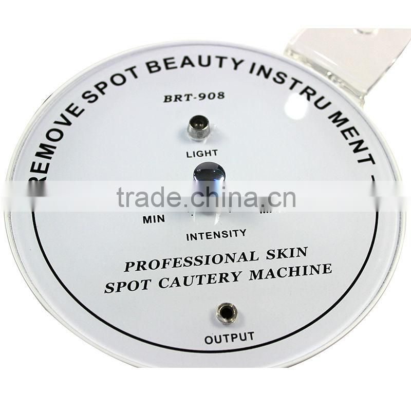 export trade guangzhou professional skin spot cautery machine,remove spot beauty instrument