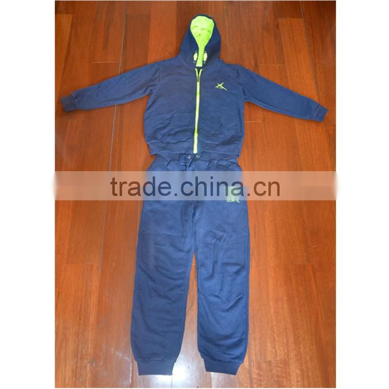 wholesale green&black sweat suits women tracksuit ladies sports wear long grey pant woman hoodie suit