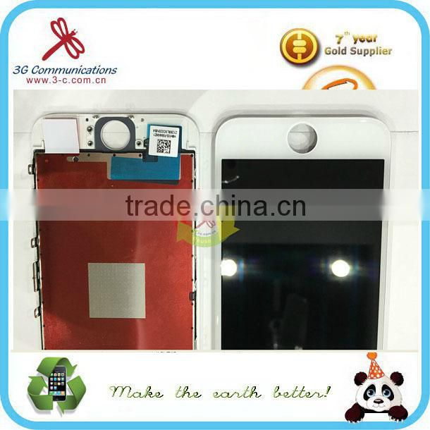 Wholesale for iphone 6s digitizer lcd screen assembly for iphone 6s lcd touch screen display for iphone 6s lcd replacement