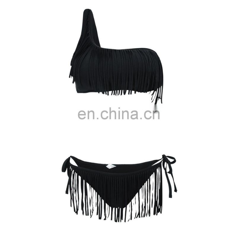 Top selling women off shoulder bikini wholesale
