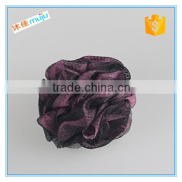 Wholesale customized color lovely and durable bath soap sponge for sale