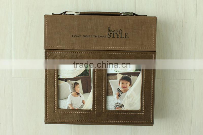 Chinese professional manufacturer top grade high quality photo album