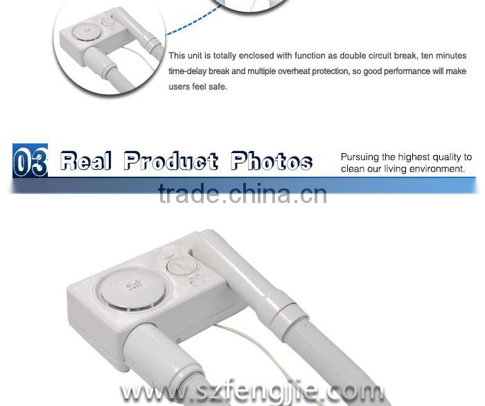 Wall Mounted Bathroom Body Dryer with high quality
