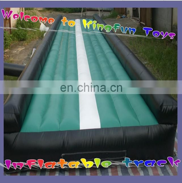 20*10m Commercial use inflatable soccer pitch