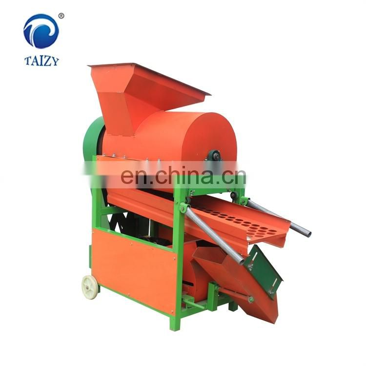 portable chest nut shelling machine