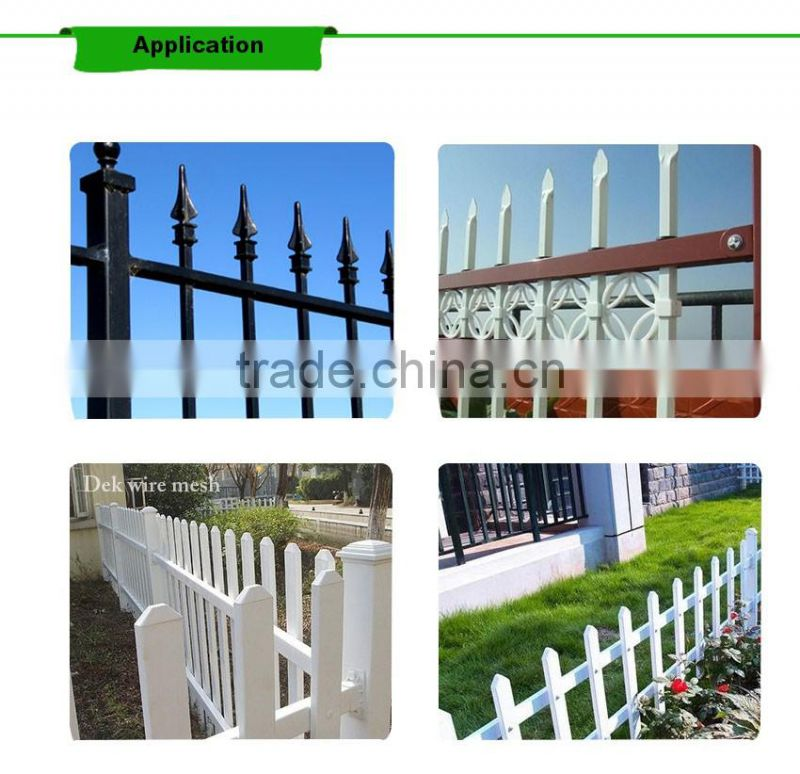 steel fence design cheap wrought iron picke fence panels. Black Bedroom Furniture Sets. Home Design Ideas