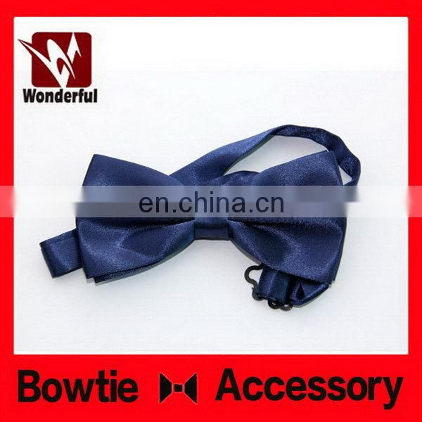 Low price promotional high quality bow tie for child