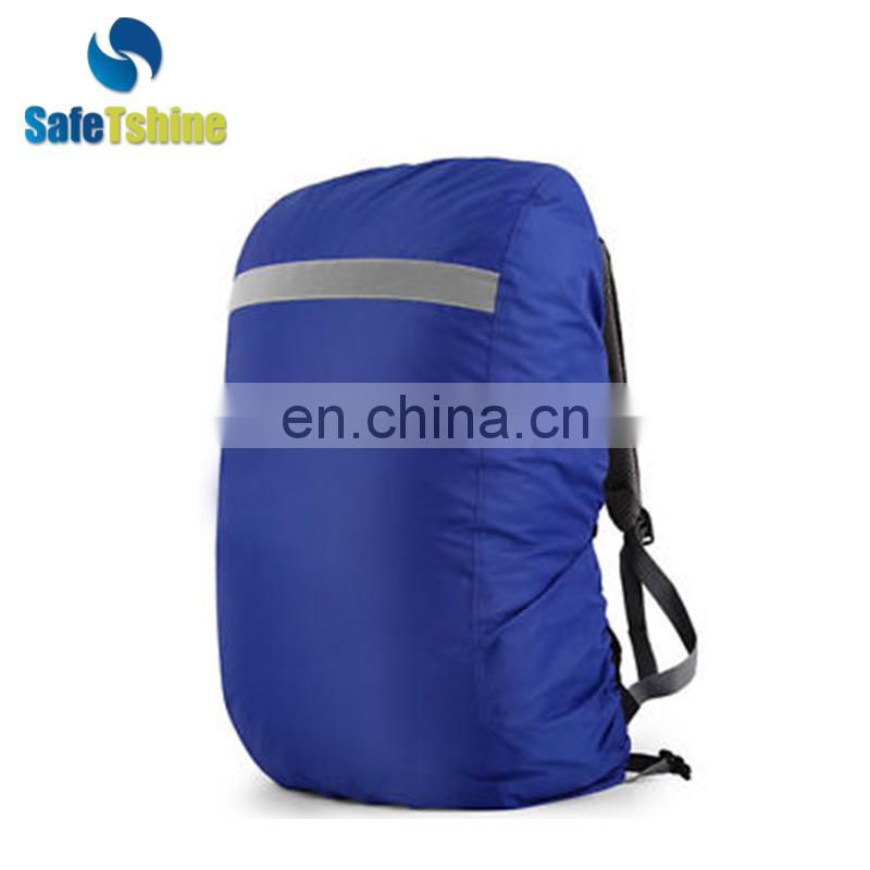 high quality watertightness fluorescent travel bag cover