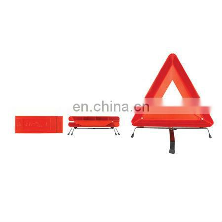 High Visibility reflective Warning Triangle