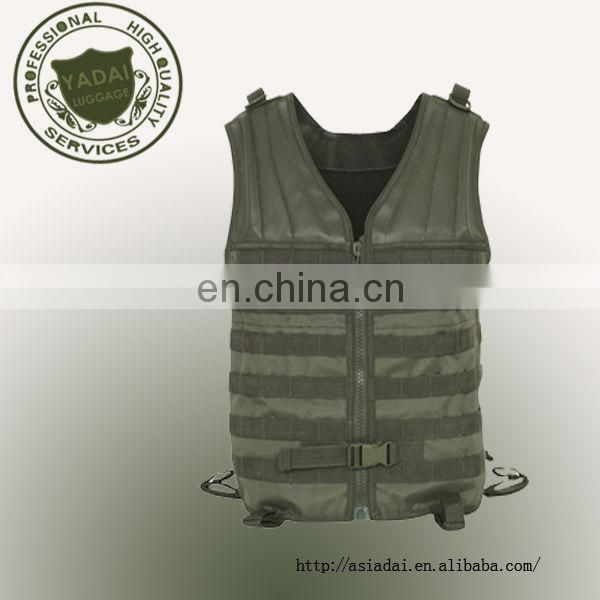 Modular Tactical Assault Vest