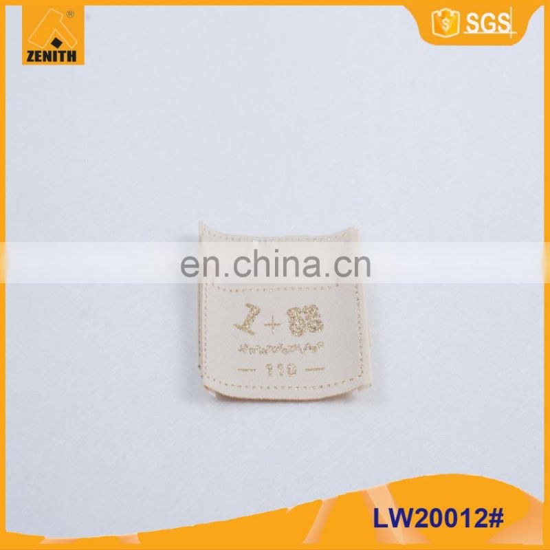High Quality Garment Woven Label LW20012