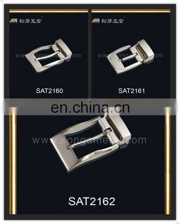 Wholesale all kinds of metal promotional zinc alloy belt buckles for men