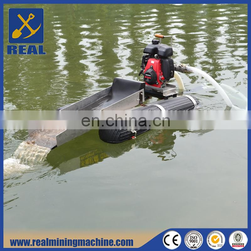 qingzhou dredger manufacturing mini gold dredge for sale Image