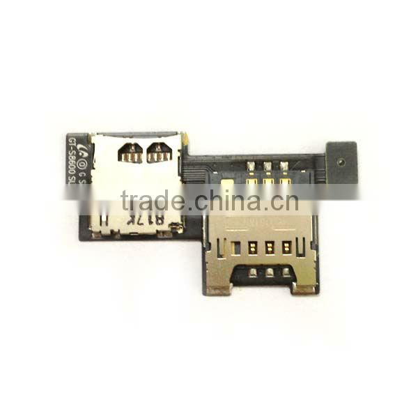for samsung wave 3 s8600 sim connector