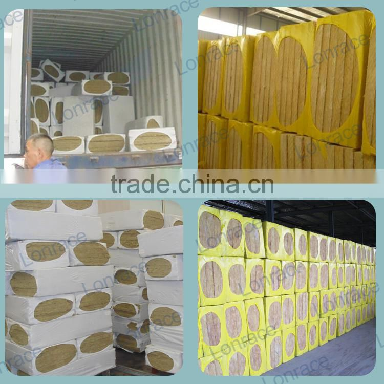 New Products Cotton Farm Rockwool Composite Insulating Pipe Shell