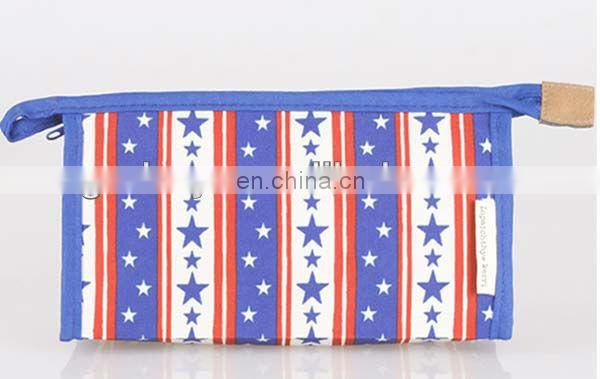 Magazine Gifts Promotion Printed Cosmetic Bags