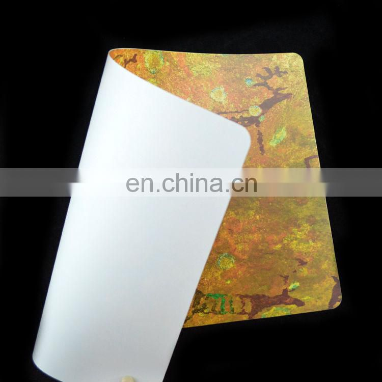 Eco high quality cheap printed plastic deskpad