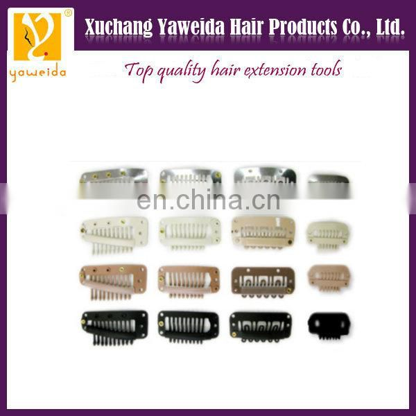 Black, brown, beige color Top quality human hair extension bead links lined micro beads