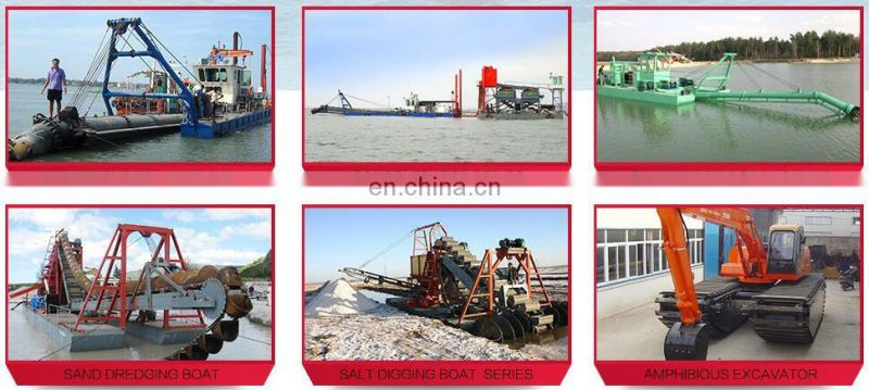 HID 4016 Sand Dredger Cutter Suction Dredger for sale