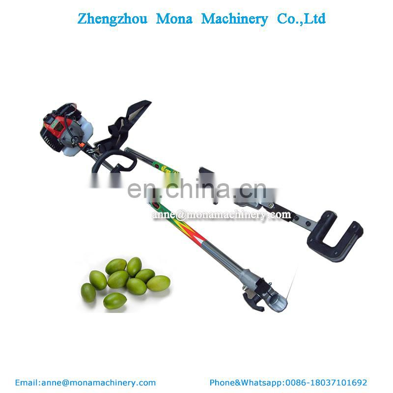 Mini olive jujube walnut picking harvesting machine/olive picker