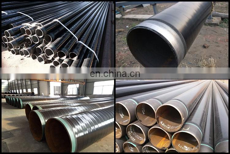 Round hollow section steel pipe Q345 spiral welded steel pipe saw pipe api 5L