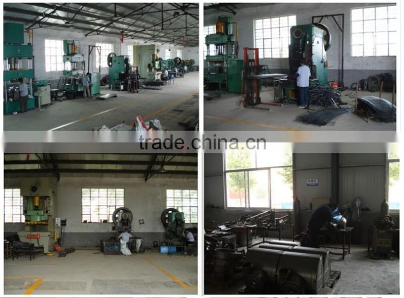 First section of the main body, CNC pipe bending machine manufacturing, TIG welding process