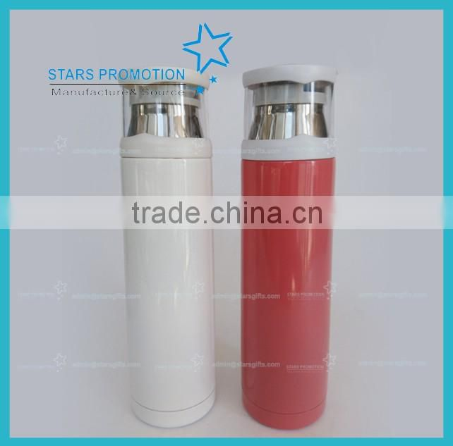 hot sale stainless steel sports vacuum water bottle