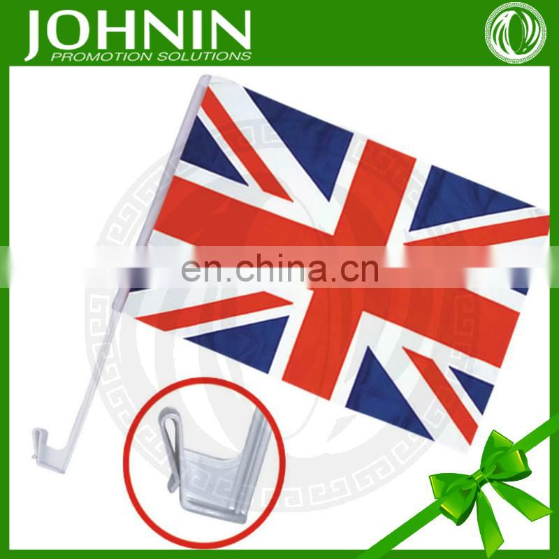Customized NO MOQ OEM Plastic Durable Car Flag Pole
